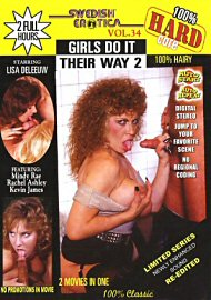Swedish Erotica 34 Girls Do It Their Way 2 (70097.500)